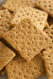 Healthy Honey Graham Crackers Royalty Free Stock Image