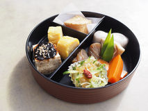 Healthy Japanese Bento Stock Images