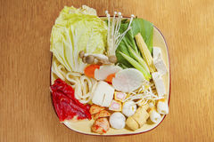 Healthy japanese food Stock Photo