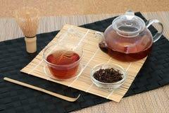 Healthy Japanese Kuchika Twig Tea Royalty Free Stock Images
