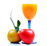 Healthy juice Royalty Free Stock Photos