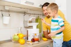 Healthy juice Stock Photos