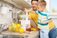 Healthy juice Stock Photo