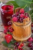 Healthy juice royalty free stock photo