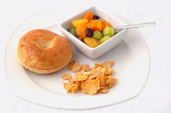 Healthy kids lunch Royalty Free Stock Image