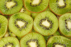 Healthy kiwi food background. Royalty Free Stock Photo