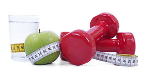Healthy life Stock Image