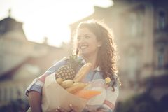 Healthy life. royalty free stock image