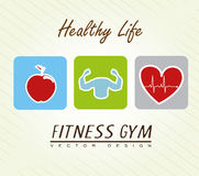 Healthy life Stock Image