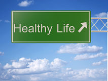 Healthy Life Stock Photography