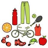 Healthy life style Stock Photo