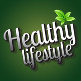 Healthy Life Style Royalty Free Stock Photography