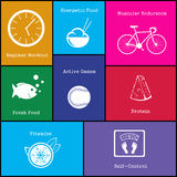 Healthy life style iconΠStock Photo