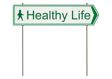 Healthy life. Royalty Free Stock Images