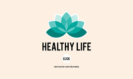 Healthy Life Vitality Physical Nutrition Personal Development Co Royalty Free Stock Photos