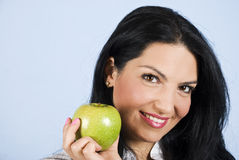 Healthy life woman Stock Photo