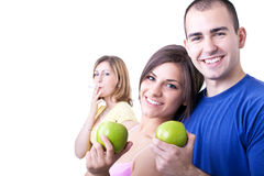 Healthy lifestyle Stock Photo