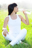 Healthy lifestyle Stock Images