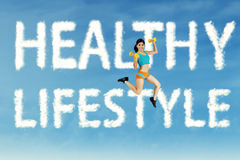Healthy lifestyle concept 1 stock photo