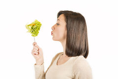 Healthy lifestyle concept Stock Image