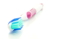 Healthy lifestyle - modern toothbrush Royalty Free Stock Images