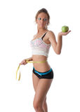 Healthy lifestyles concept. Royalty Free Stock Images