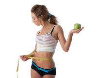 Healthy lifestyles concept. Stock Photos