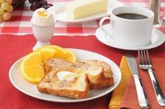 Healthy light breakfast Stock Image