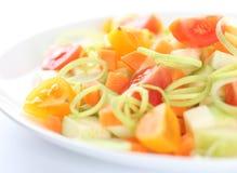 Healthy light salad Royalty Free Stock Photos