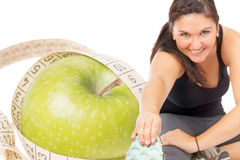 Healthy living stock photography