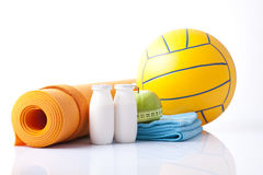 Healthy living concept Stock Images