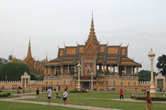 Healthy Living in Phnom Penh Royalty Free Stock Images