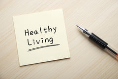 Healthy Living Royalty Free Stock Photography