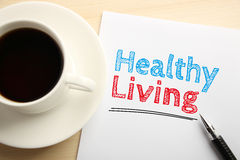 Healthy Living Royalty Free Stock Photos