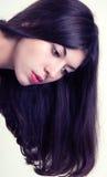 Healthy Long Hair Stock Photography