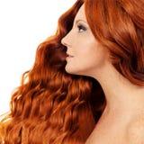 Healthy Long Hair Stock Photos
