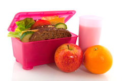 Healthy lunch royalty free stock photography