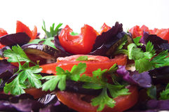 A healthy meal Royalty Free Stock Photography