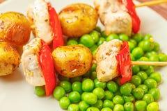 Healthy meal Stock Photos