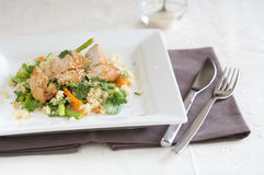 Healthy meal Royalty Free Stock Images