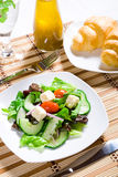 Healthy meal Stock Photography