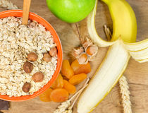 Healthy meal for a healthy diet Stock Photography