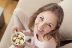 Healthy meal Royalty Free Stock Photography