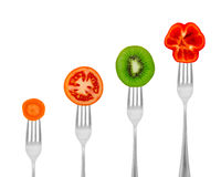 Healthy meal for weight dump Stock Photos