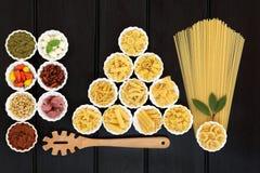 Healthy Mediterranean Food Stock Image