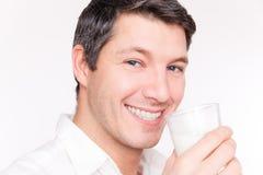 Healthy milk royalty free stock photography
