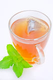 Healthy mint tea Royalty Free Stock Image