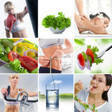 Healthy mix Stock Photo