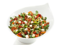 Healthy mixed salad Stock Photography