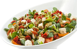 Healthy mixed salad Royalty Free Stock Photography